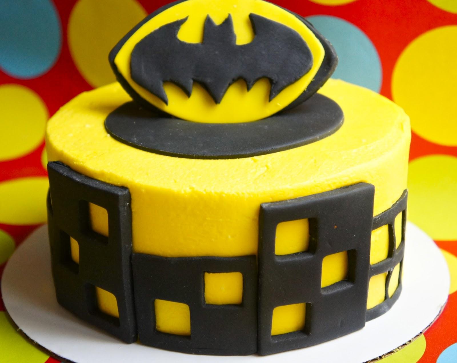 Half Baked Co Superhero Cakes Superman Cake Batman