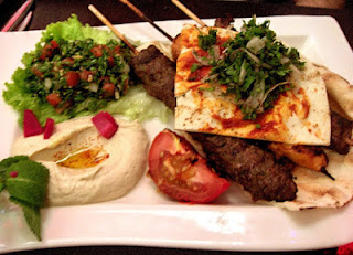 lebanese brazilian food