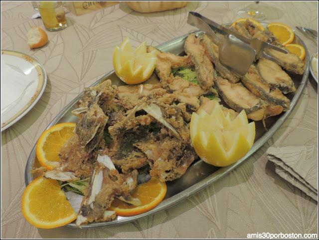 Gastronomía Almeriense: Pescado Frito