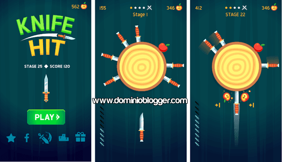 Knife Hit para Android
