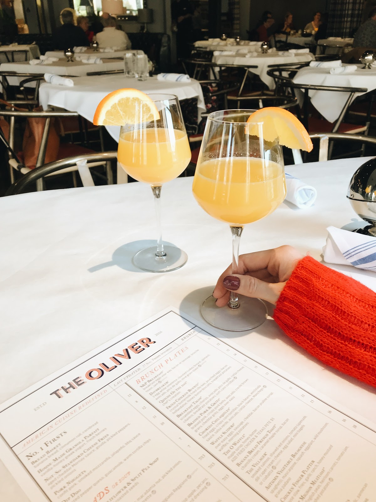 24 Hours in Kansas City | brunch at The Oliver