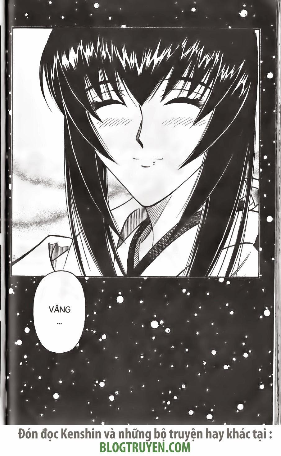 Rurouni Kenshin chap 174 trang 17