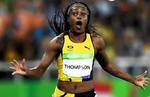Elaine Thompson wins gold medal in women's 100m