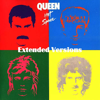 Queen - Hot Space (Extended Versions)