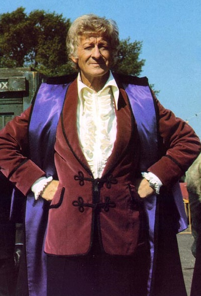 The Wertzone: Doctor Who at 50: The Third Doctor (1970-74)