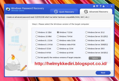 Cara Reset Password Windows 7 Terbaru