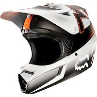 White Fox V3 Helmet