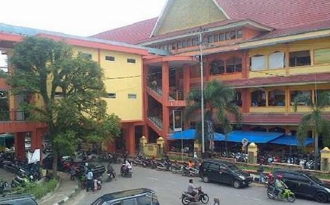 pasar rakyat Kuansing 2017