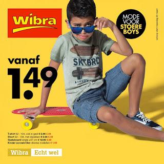 Wibra Folder Week 10, 20 Mars – 1 Avril 2017