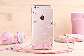 Samidy Iphone SE Case, Iphone 5 Case, Iphone 5S Case, Clear Silicone £3.39