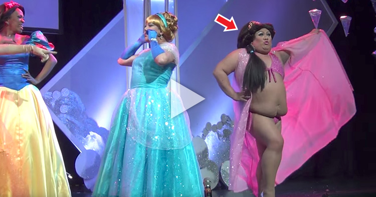 Filipino Stand-up Comedians joined forces and became Disney Princesses