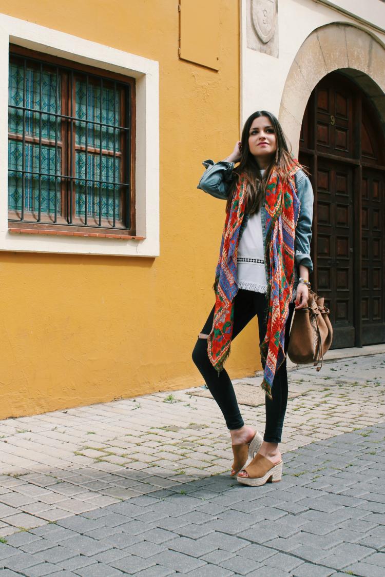 look abrigado para el verano blog de moda leon texto del alt: