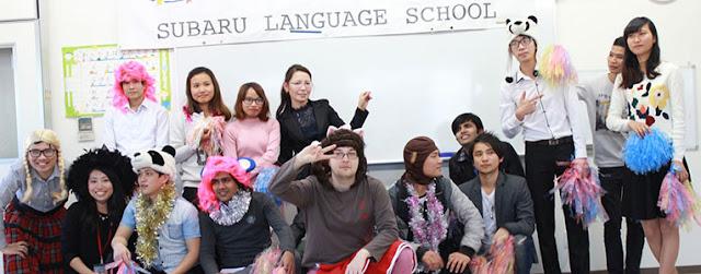 Thông tin cần biết về trường Nhật ngữ Subaru
