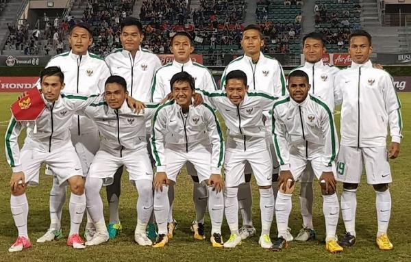 Jadwal Lengkap Timnas Indonesia U-22 Di SEA Games 2017