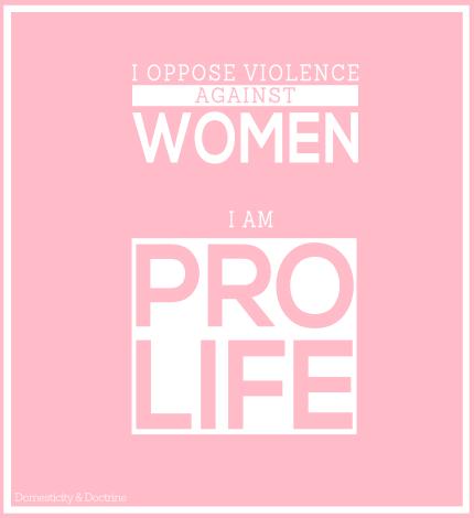 pro life freebies