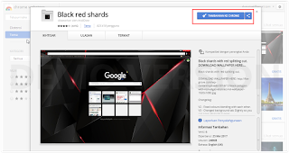 Cara Ganti Tema Google Chrome
