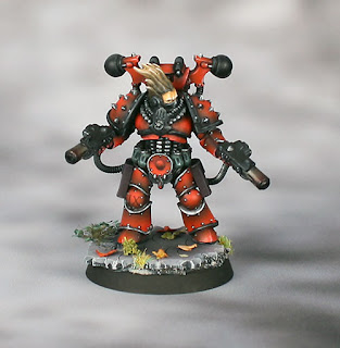 Forge World Mk. III converted Moritat - Horus Heresy (30K) Blood Angels