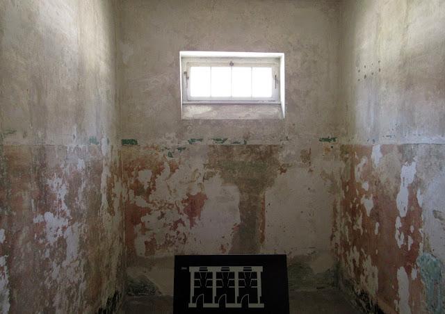 Campo de Concentração Dachau - outstandig cells
