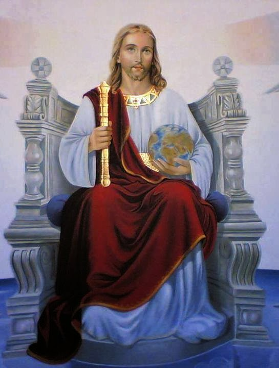 Image result for christ is king images