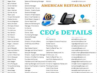 American Restaurant details