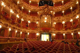 Teatro Cuvilliés.