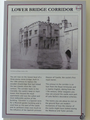 Château de Leeds Angleterre