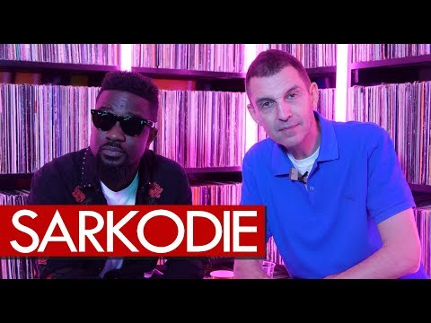 Video: Sarkodie talks about new album, UK Afrobeats scene & Ghana vs Nigeria Jollof in New Interview