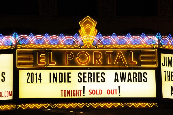 Indie Series Awards Returning to the Historic El Portal Theatre for 6th Annual Ceremony