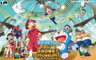 Doraemon: Movie Gadget Museum Ka Rahasya HINDI Full Movie Download