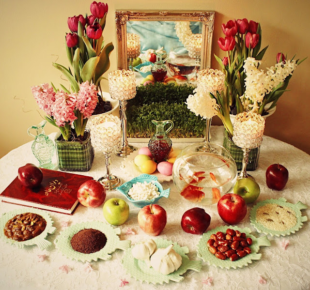 Persian New Year Celebration