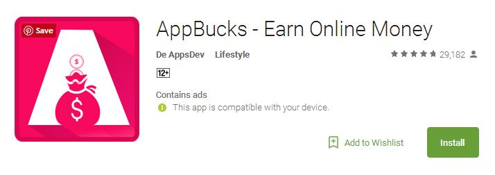 AppBucks Review | Payment Proof | Scam or Legit? | Windows 8