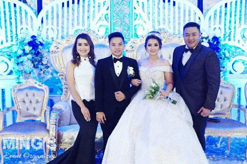 Mc Kudus - Wedding Yoppi & Lidya Hotel griptha 11 Agustus 2018