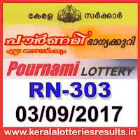 keralalotteries, kerala lottery, keralalotteryresult, kerala lottery result, kerala lottery result live, kerala lottery results, kerala lottery today, kerala lottery result today, kerala lottery results today, today kerala lottery result, kerala lottery result 03-09-2017, pournami lottery rn 303, pournami lottery, pournami lottery today result, pournami lottery result yesterday, pournami lottery rn303, pournami lottery 3.9.2017