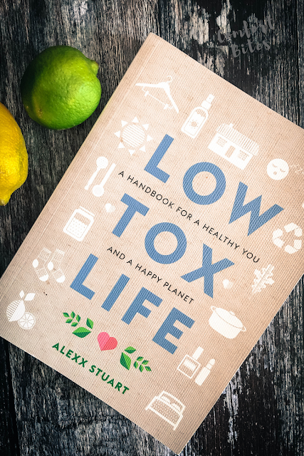 Copy of Low Tox Life book with lemon and lime