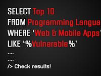 Tool scanner website vulnerablity sql injection