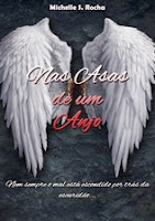 Capa do livro Nas Asas de um Anjo
