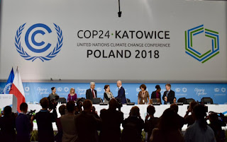 COP24: 24th Conference of Parties to UNFCCC begins