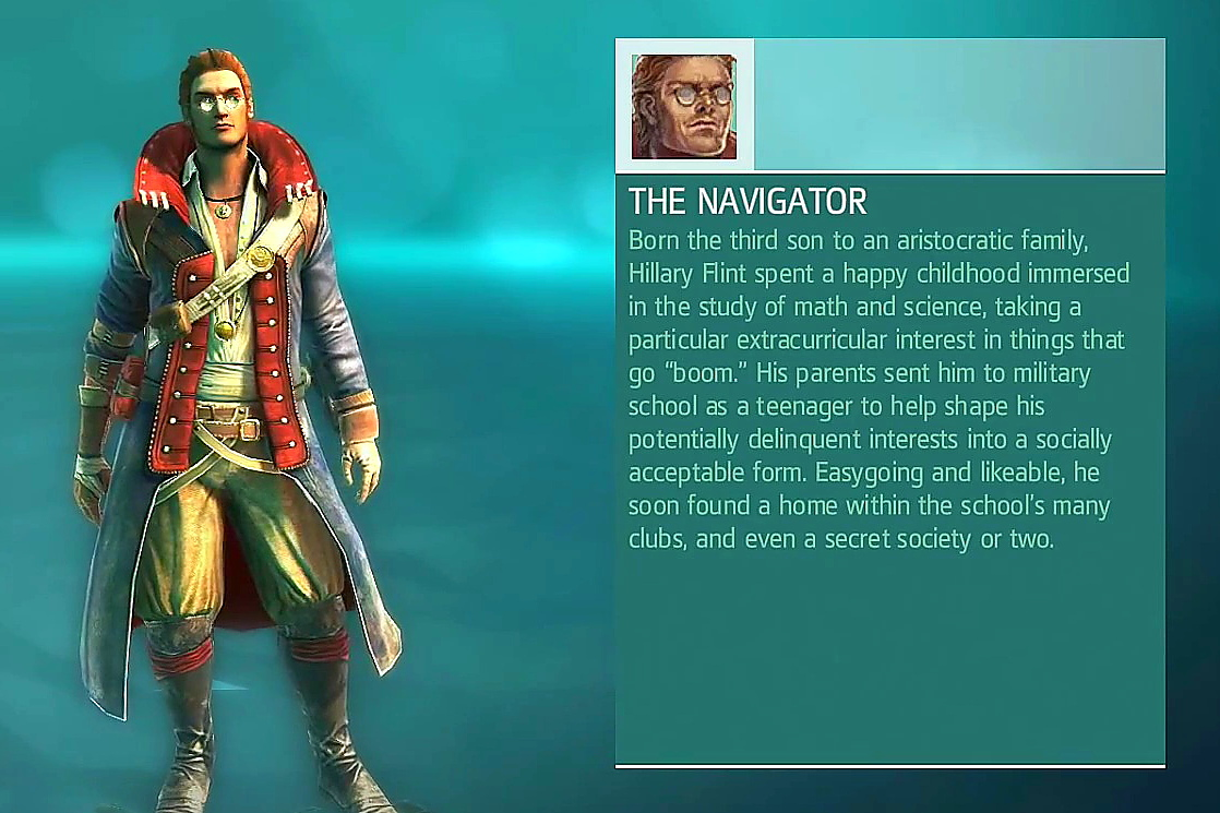 Assassin S Creed 4 Black Flag Characters Customization