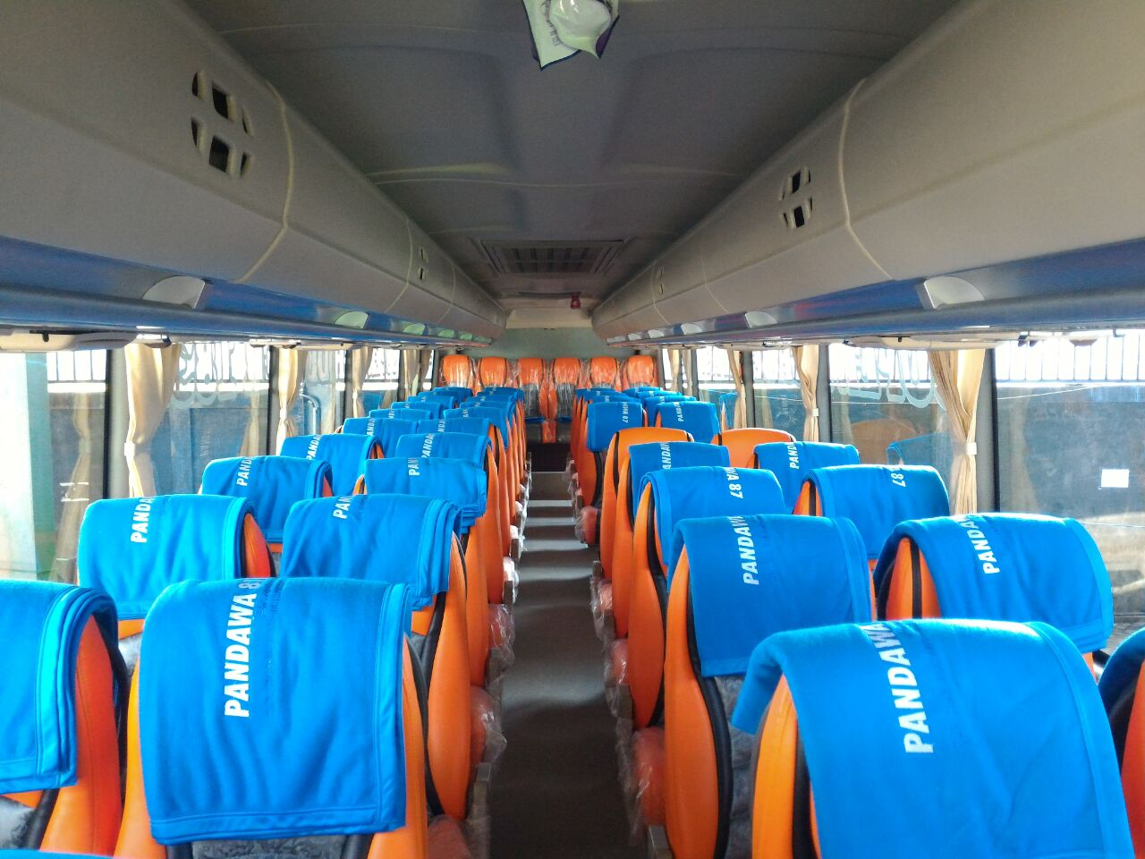 Big Bus SHD seat 2-2