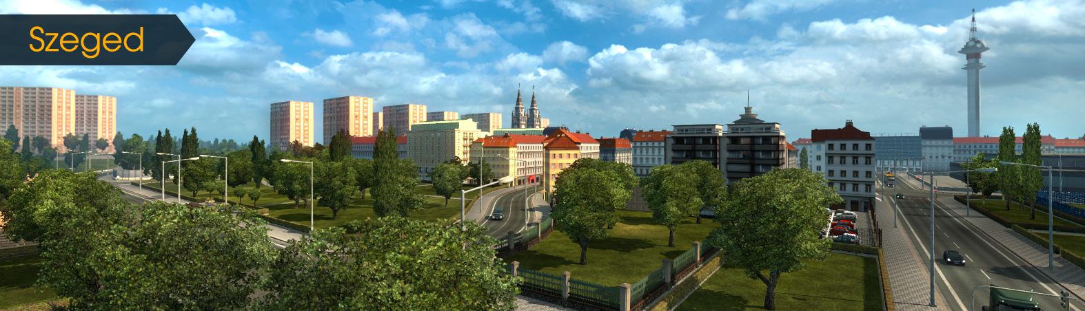 Szeged ETS2