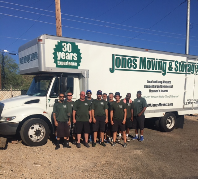 Give Us A Call At Jones Moving U0026 Storage To Book Your Next Move @  602 944 1413 Visit Our Website @ Http://jonesmoverz.com