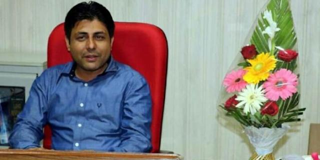 SIDHI कलेक्टर ने कांग्रेस को फायदा पहुंचाने सेक्टर अधिकारी बदल दिए | MP NEWS