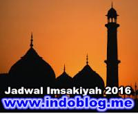 Daftar Imsakiyah Puasa Ramadhan Terbaru 2016