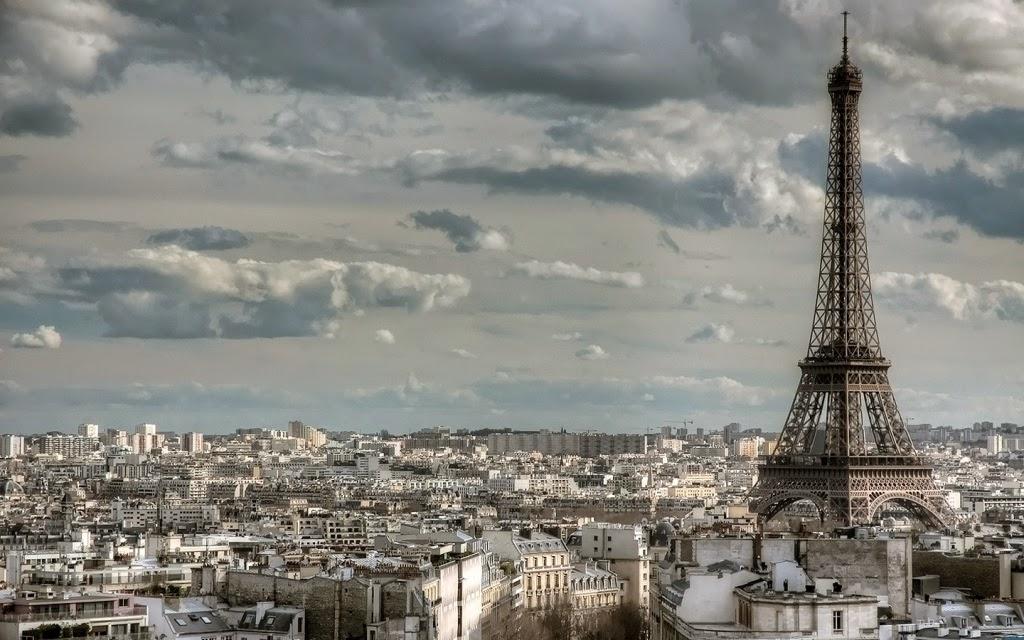 Eiffel Tower Amazing High Definition Latest Wallpapers