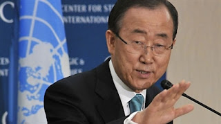 Sekretaris Jenderal PBB Serukan Tenang Terkait Bentrokan di PNG