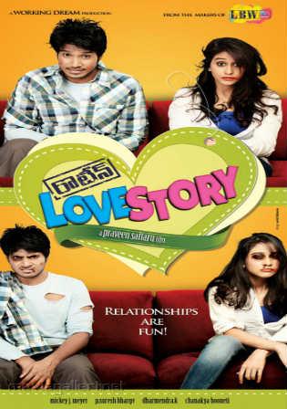 Routine Love Story 2012 UNCUT Dual Audio Hindi 480p BluRay 350mb