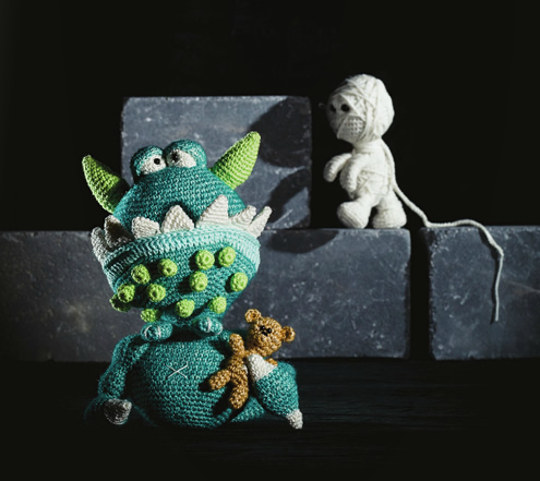Amigurumi & Monsters