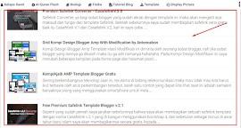 Cara Membuat Daftar Isi Sederhana Tapi Keren Ala Blog Antoncabon