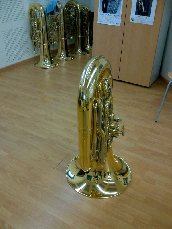 Tubas Yamaha Custom