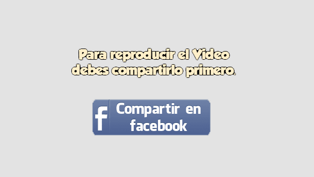compartir video en facebook para ver